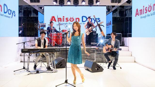 写真:Anison Days
