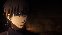 Fate/Zero 第一話