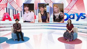 ゲスト:May'n、Machico、亜咲花