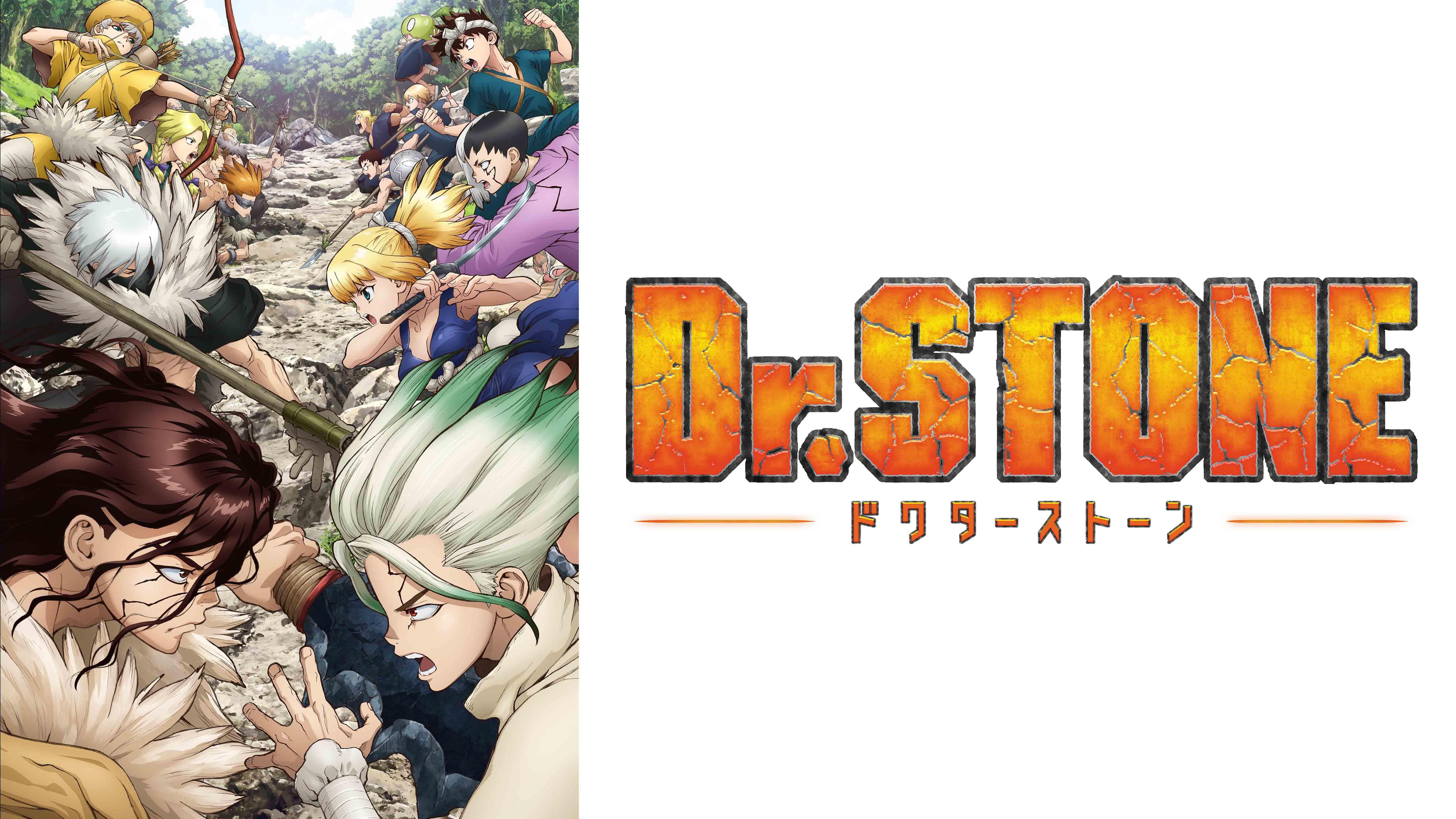 Dr.STONE<br>(ドクターストーン2期)