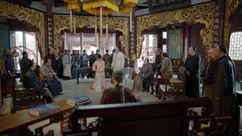 中国時代劇「月に咲く花の如く」