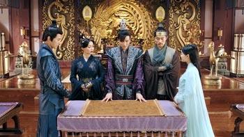中国時代劇「鳳凰伝 ~永遠(とわ)の約束~」