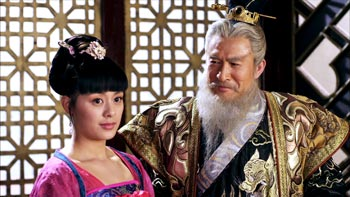 中国時代劇「隋唐演義 〜集いし46人の英雄と滅びゆく帝国〜」