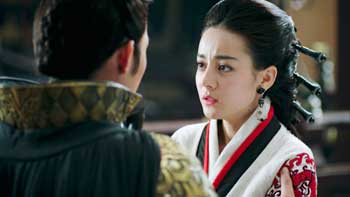 麗姫と始皇帝~月下の誓い~