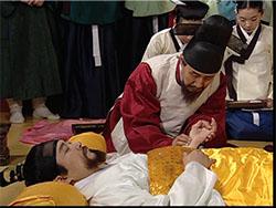宮廷女官チャングムの誓い26話