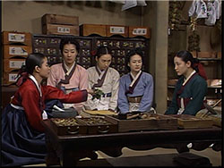 宮廷女官チャングムの誓い30話