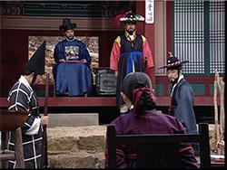 宮廷女官チャングムの誓い32話