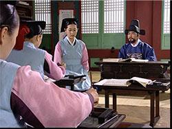 宮廷女官チャングムの誓い33話