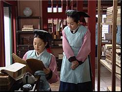 宮廷女官チャングムの誓い36話