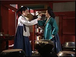 宮廷女官チャングムの誓い48話