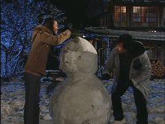 雪だるま 第8話
