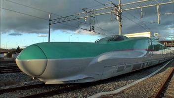 3D紀行XII 世界最強新幹線はやぶさが走る!