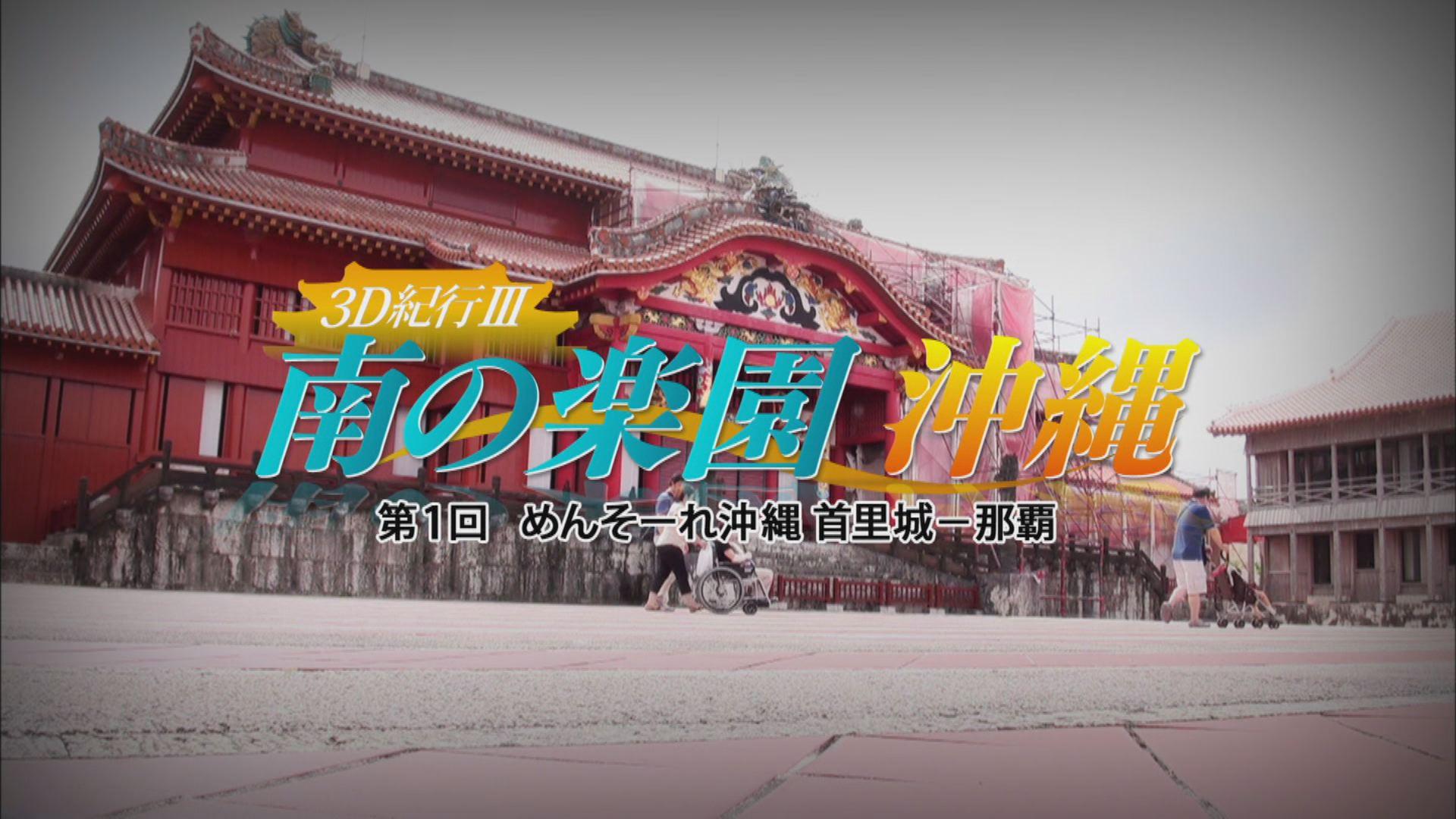 3D紀行Ⅲ 南の楽園 沖縄