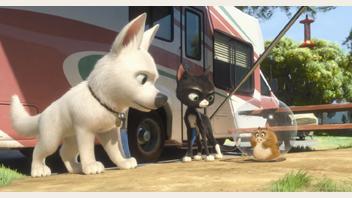 ディズニー3D映画の世界