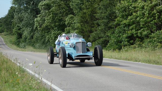 写真:ルート66の旅 グレートアメリカンレース