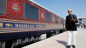 悠久のインド 宮殿列車の旅/マハラジャエクスプレス