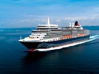 世界豪華客船紀行 第1回「エリザベス女王即位60周年記念 豪華クイーン・エリザベス号で魅惑の地中海クルーズ」