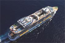 世界豪華客船紀行 第12回「22万トン・世界最大の客船で行く常夏の西カリブ海クルーズ」