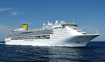 世界豪華客船紀行 第19回「イタリアンシップで巡る美と食の日本一周クルーズ」