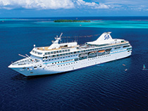 世界豪華客船紀行 第20回「ラグジュアリー客船「ポール・ゴーギャン」で航く 楽園タヒチ、フレンチポリネシアンクルーズ」
