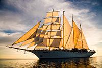 世界豪華客船紀行 第26回「風と太陽を感じて海原を航く、本格帆船で巡るエーゲ海クルーズ」
