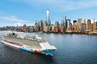 世界豪華客船紀行 第30回「最新鋭のNYスタイルシップで行く 南の楽園カリブ海クルーズ」