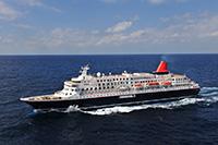 世界豪華客船紀行 第31回「海から眺める日本の美。『にっぽん丸』で航く済州島、海峡花火と阿波踊り」