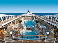 世界豪華客船紀行 第41回「絶景の世界遺産の中を流れゆく 北欧フィヨルドクルーズ」