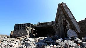 軍艦島 廃墟の迷宮