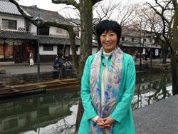 日本ほのぼの散歩 第1回「歴史情緒を感じる白壁の街~岡山県倉敷市~」