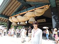 日本ほのぼの散歩 第35回「60年ぶりの大遷宮 神話の国・出雲さんぽ 」