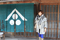 日本ほのぼの散歩 第42回「暖簾が彩る町 岡山県真庭市」