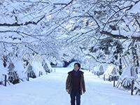 日本ほのぼの散歩 第44回「雪深い冬のみちのく街歩き 青森県弘前市」