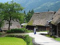 日本ほのぼの散歩2時間スペシャル「日本の原風景 風の盆と世界遺産・五箇山」