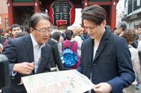 尾上松也の古地図で謎解き!にっぽん探究 第8回「江戸一の歓楽街!?すべての粋はなぜ浅草に?」