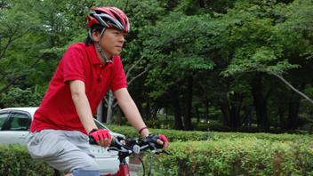 堺 自転車紀行~茂山宗彦が走る、自転車のまち~