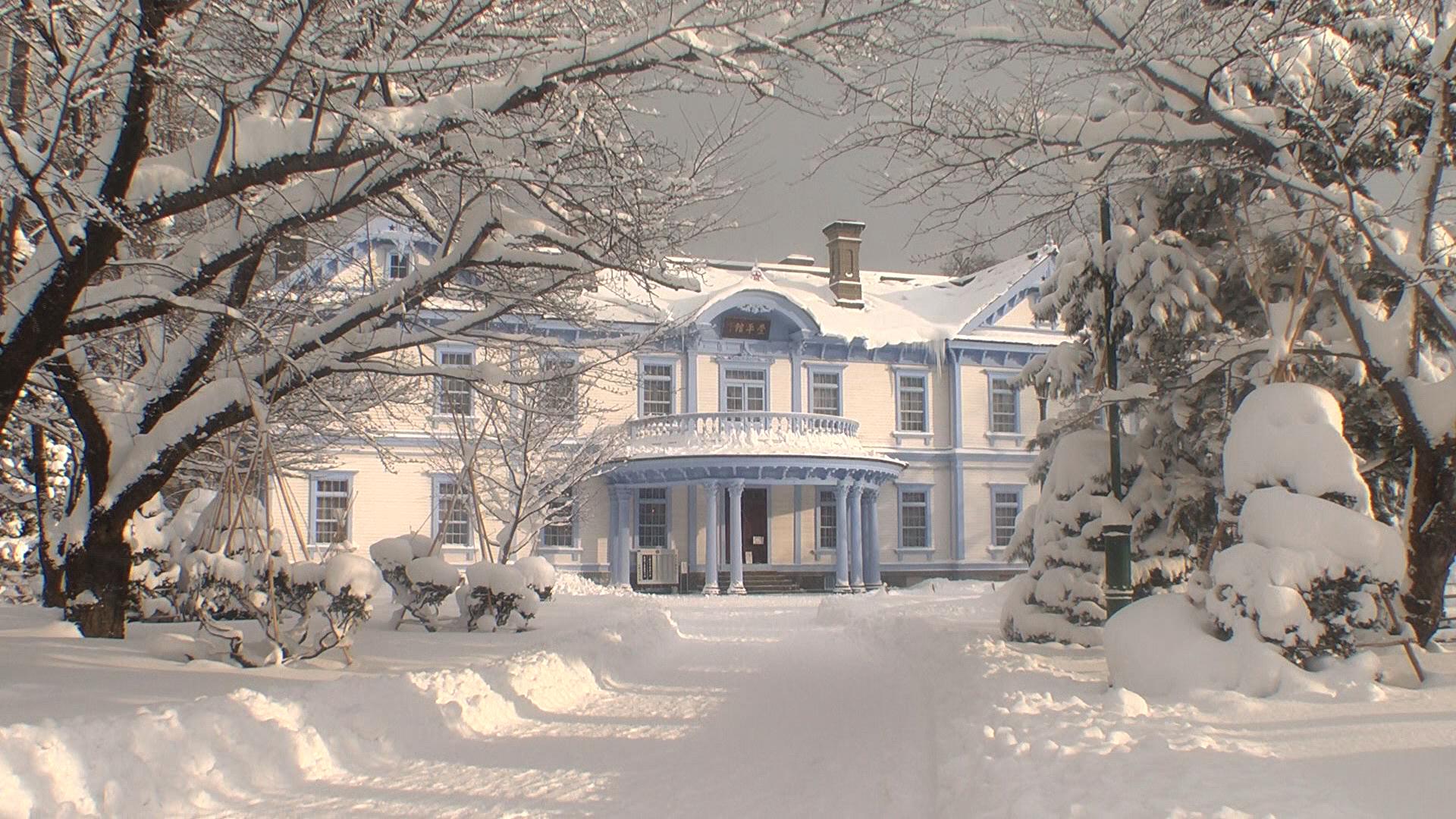 3D紀行Ⅵ White Winter in Sapporo