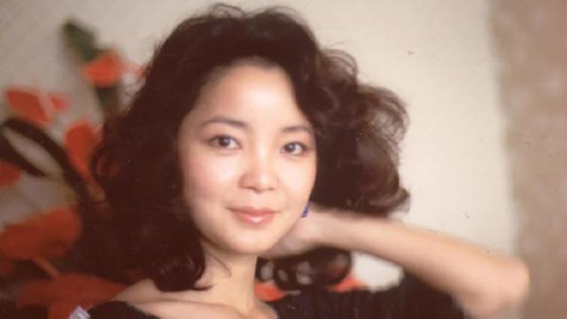 写真:没後23年 台湾徹底ロケ 生き続けるテレサ・テン