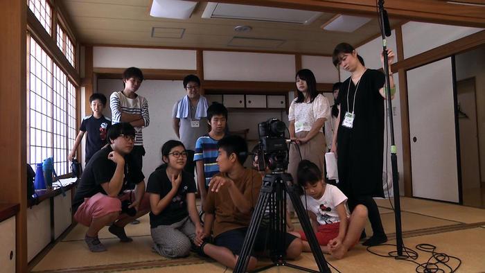 写真:マイナビ第3回 日本こども映画コンクール ~ 小さな創造者たち