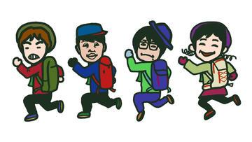 山の日スペシャル<br>ヤマダノボル<br>~よゐこ濱口山のぼり隊~