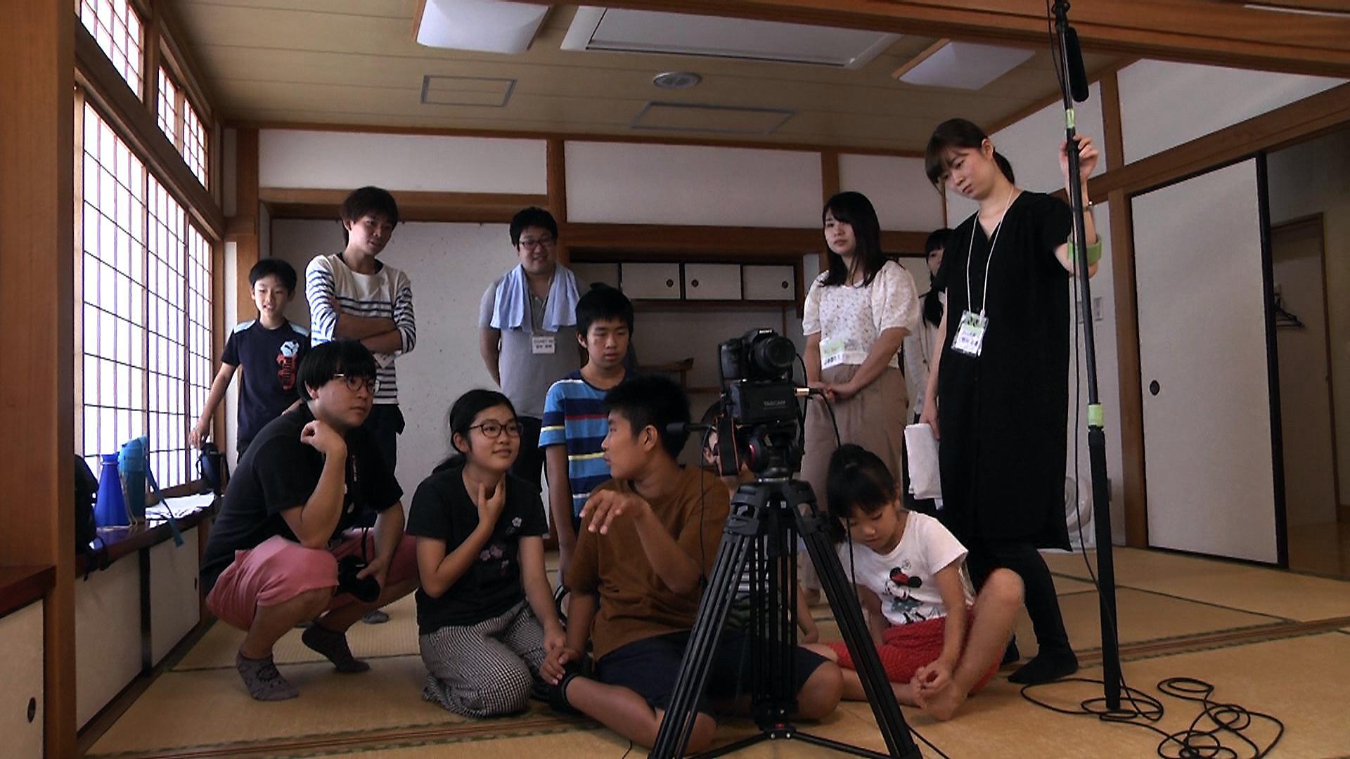 マイナビ第3回 日本こども映画コンクール ~ 小さな創造者たち
