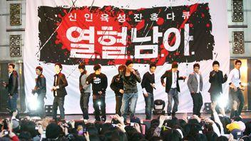 2PM・2AM誕生リアルヒストリー 熱血男児