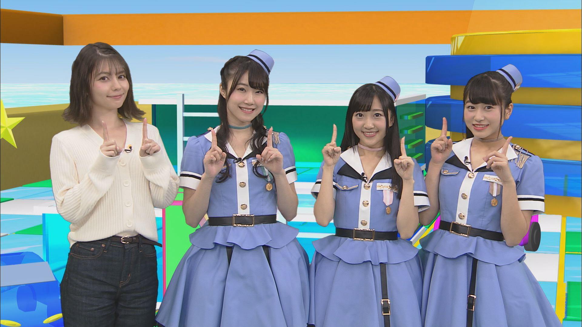 ゲスト:林鼓子、森嶋優花、厚木那奈美 第170回