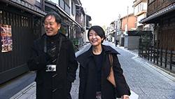 京都 京女性と歩く華やかな都 第24回