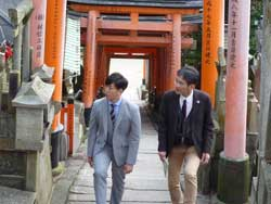 傑作選 京都・清水寺と伏見稲荷の謎 第34回