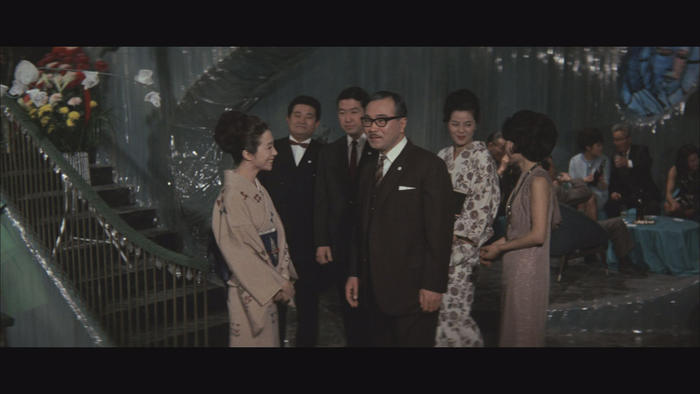 写真:映画「続・社長忍法帖」