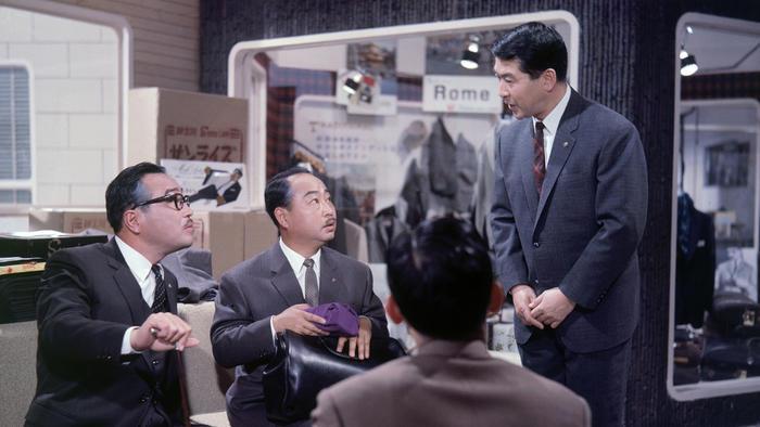写真:映画「社長行状記」