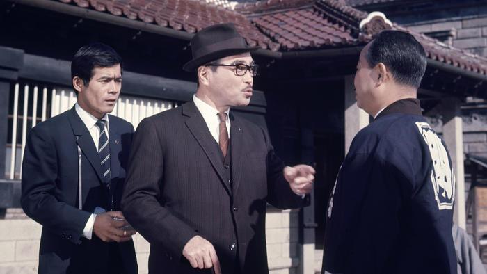 写真:映画「社長繁盛記」