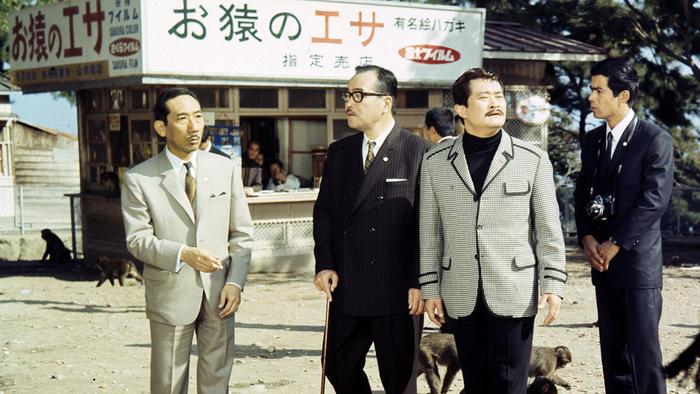 写真:映画「社長千一夜」