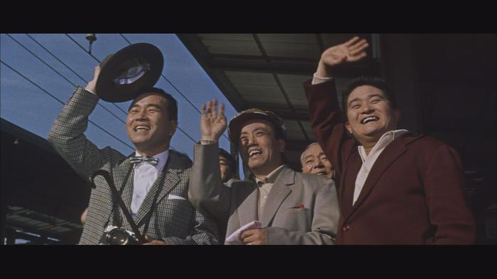写真:映画「喜劇 駅前弁当」
